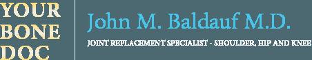 John M. Baldauf, M.D.